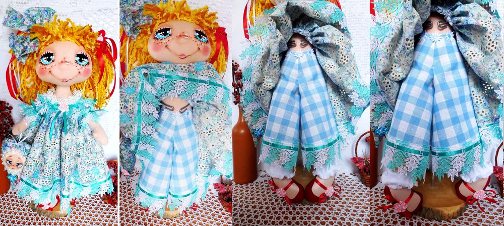 куклы брелены, магазин брелены