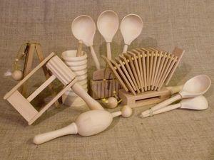 Расширяем линейку инструментов без росписи | Ярмарка Мастеров - ручная работа, handmade