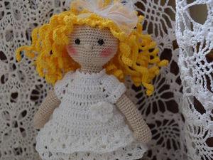 Кукла Полина. | Ярмарка Мастеров - ручная работа, handmade
