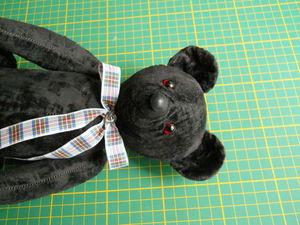 Реставрация советского медведя, «Он рожден в СССР». Часть 2. Ярмарка Мастеров - ручная работа, handmade.