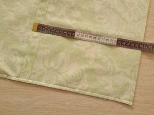 Секрет прямой ровной строчки. Ярмарка Мастеров - ручная работа, handmade.