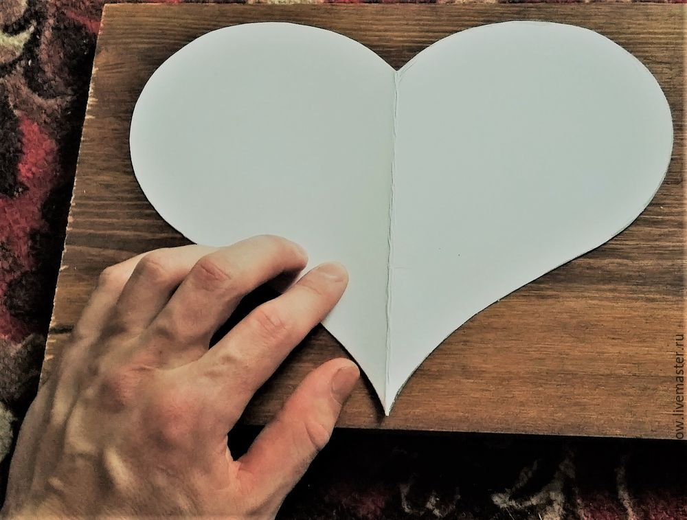 How to Make a String Art Heart, фото № 2