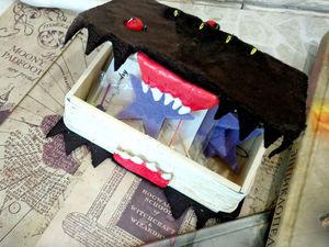 Первая проба чудовищной книги о чудовищах. Ярмарка Мастеров - ручная работа, handmade.