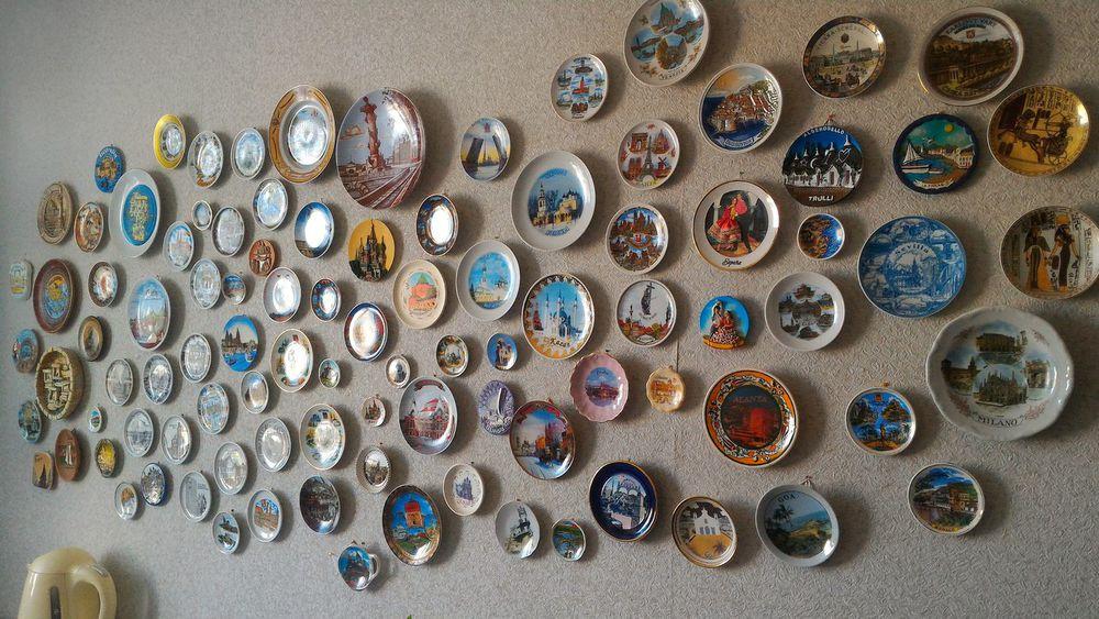 настенная тарелка, декор интерьера, декор стен, душевные тарелки
