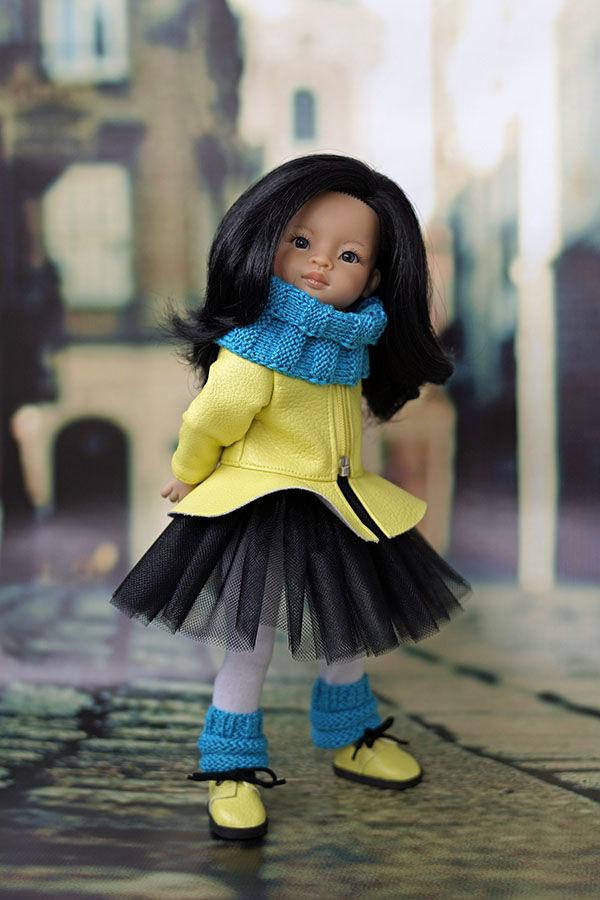 кукольное пальто