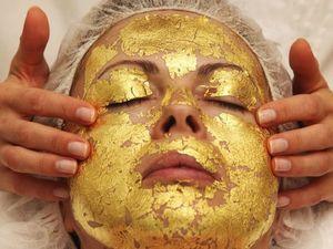 Сусальное золото в косметологии. Ярмарка Мастеров - ручная работа, handmade.