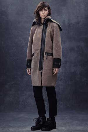 e9d25e918ac Как носить и с чем сочетать пальто что бы выглядеть в такой верхней ...