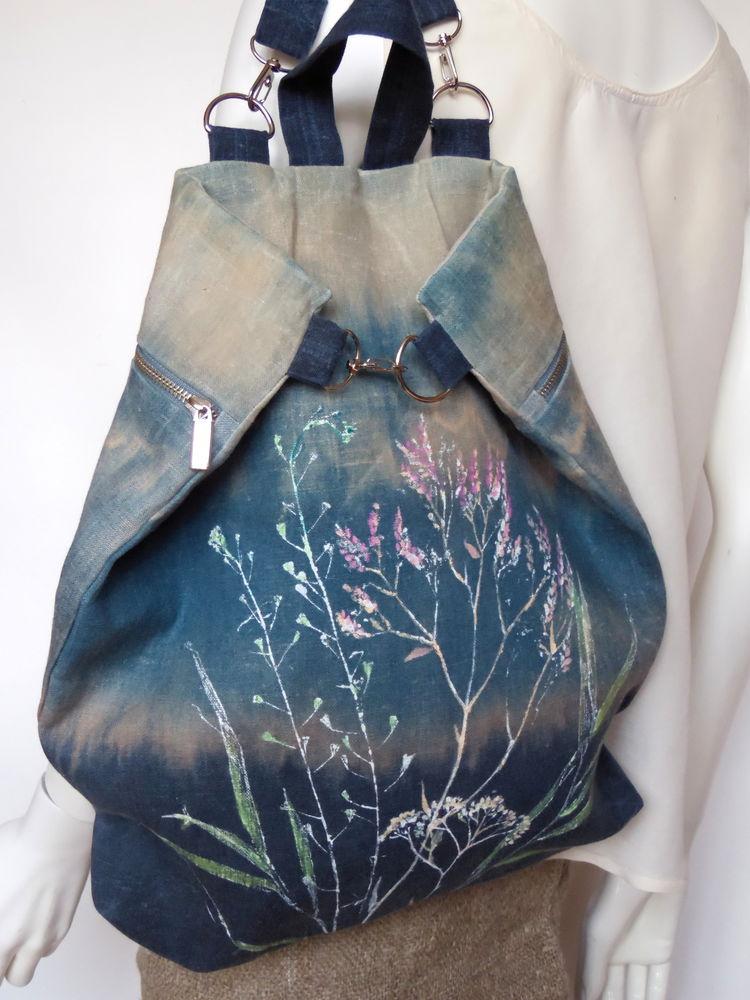 сумка текстильная