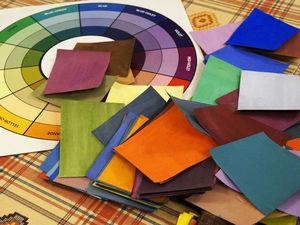 Цветоведение, практический курс. | Ярмарка Мастеров - ручная работа, handmade