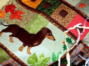 Пол-собаки в высоту:). Ярмарка Мастеров - ручная работа, handmade.