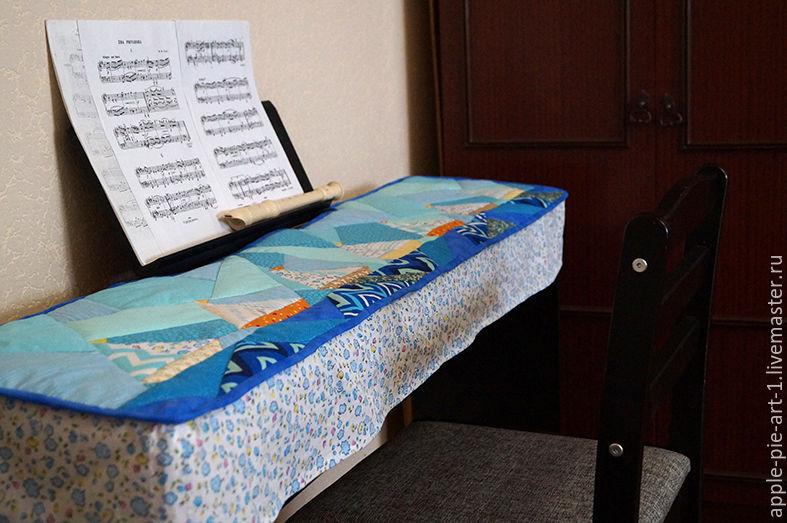 чехол-накидка на пианино