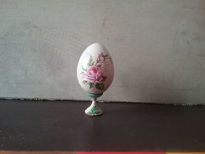 Яйцо шэбби шик. Ярмарка Мастеров - ручная работа, handmade.