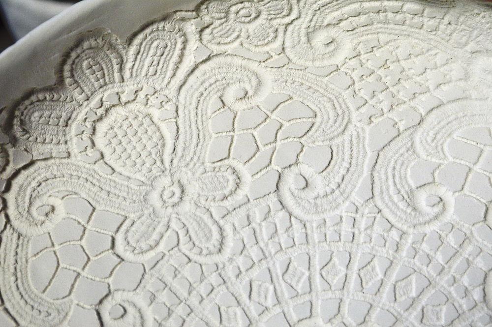 в работе, роспись, керамикакерамисты