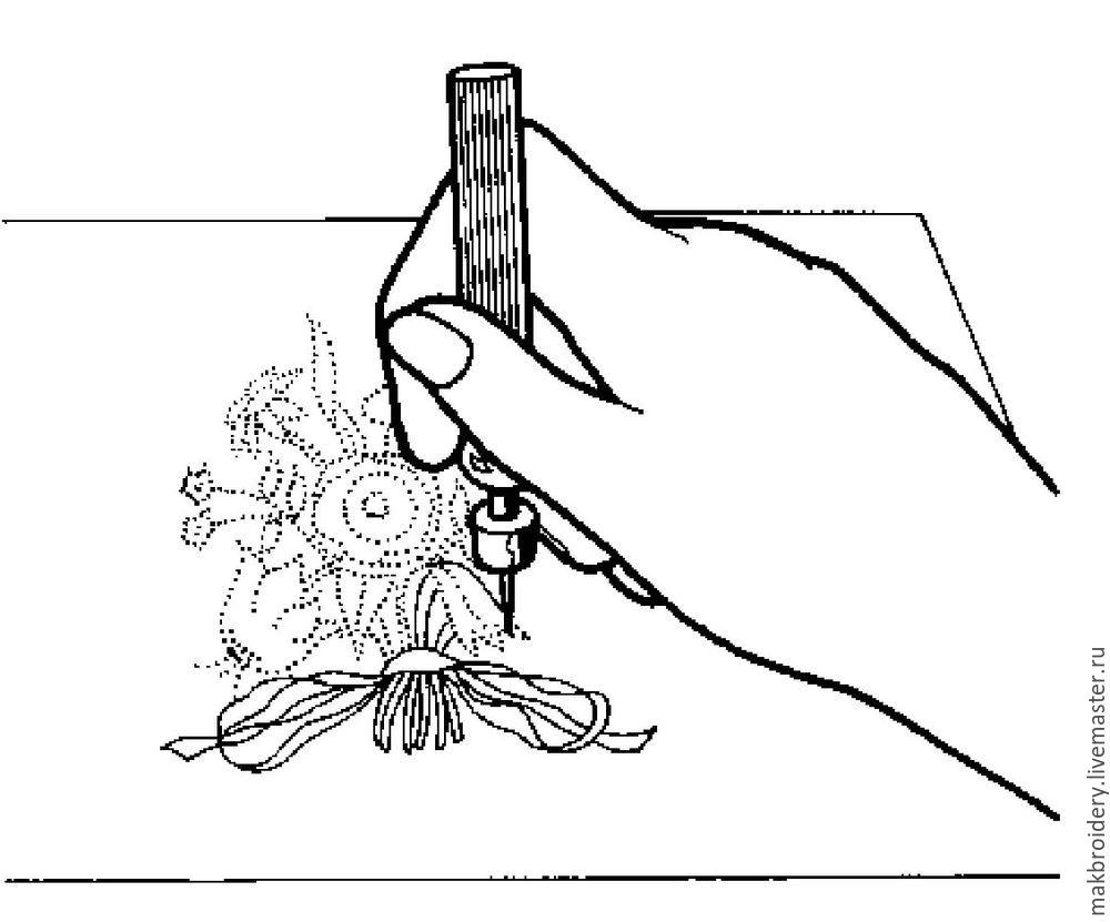 Как перерисовать рисунок с бумаги на другую бумагу