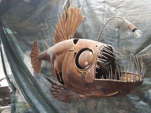 Глубоководный удильщик (Lophius piscatorius). Ярмарка Мастеров - ручная работа, handmade.