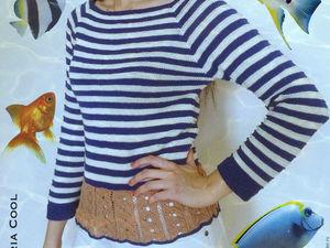 Идеальные свитера для лета | Ярмарка Мастеров - ручная работа, handmade