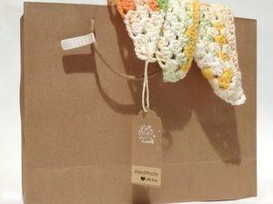 Любители вы крафт-упаковку?. Ярмарка Мастеров - ручная работа, handmade.