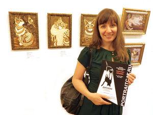 """Выставка """"Портрет кошки"""" в Санкт-Петербурге! Мои впечатления &#x3B;). Ярмарка Мастеров - ручная работа, handmade."""