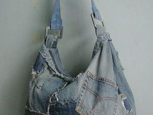 Песнь о джинсе. Ярмарка Мастеров - ручная работа, handmade.