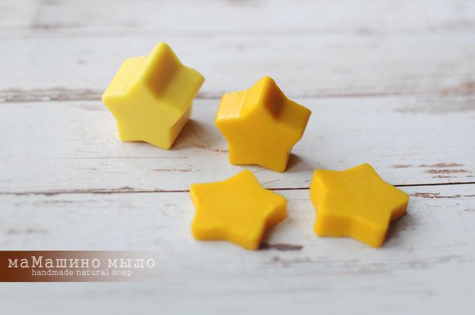 красители в мыле, натуральный желтый