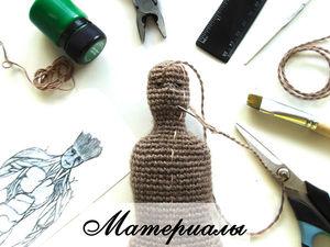 Инструменты, используемыe в создании игрушек Made KrisBel | Ярмарка Мастеров - ручная работа, handmade