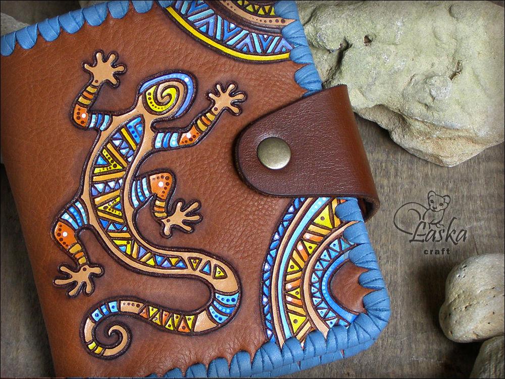 кошельки ручной работы, кожаные кошельки