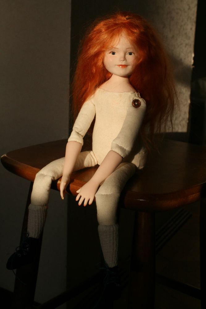 кукла ручной работы, интерьерная кукла, новинка