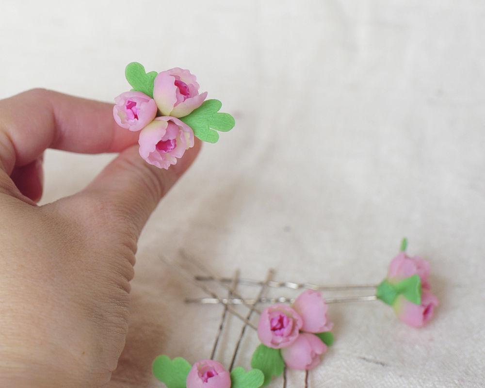 нежный шифон, нежно-розовый