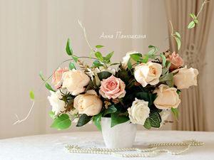 Королевский цветок. Ярмарка Мастеров - ручная работа, handmade.