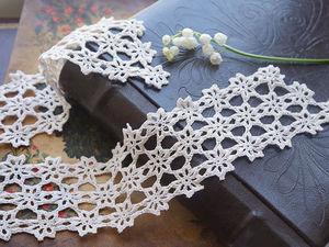 Фотоотчет по новому цветочному воротничку :). Ярмарка Мастеров - ручная работа, handmade.