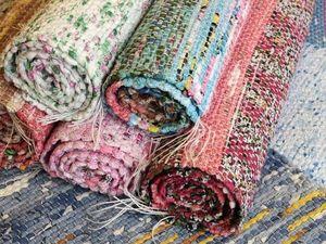 Влюбиться в коврики ручной работы, или 3 причины посмотреть на ткачество иначе. Ярмарка Мастеров - ручная работа, handmade.