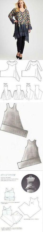 Модели в стиле бохо: шить или не шить, фото № 11