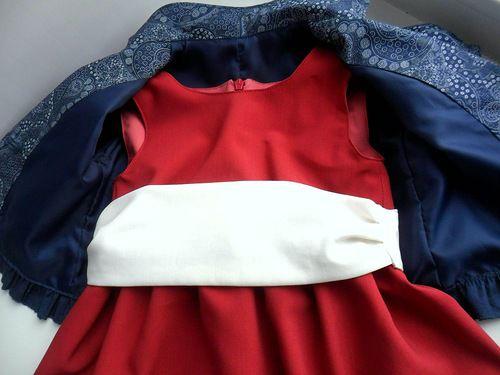Платье и жакетик, фото № 5