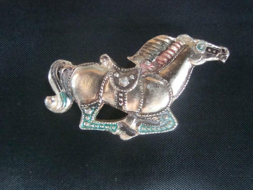 винтажная брошь, купить брошь лошадь, конек горбунок, оригинальная брошь, украшение для женщин, брошь ссср, винтажная брошь недорого