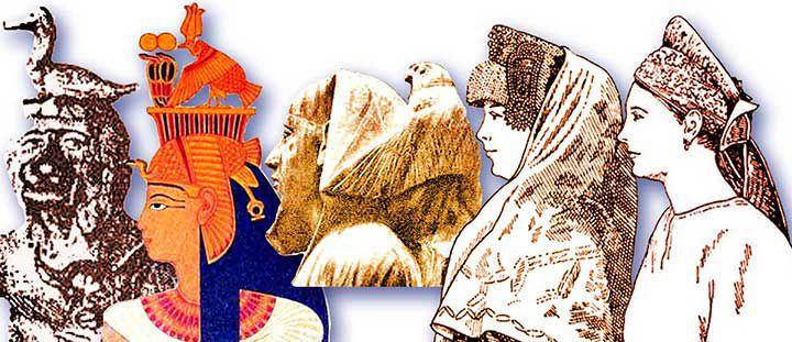 Русские головные уборы: кокошник,кичка,шапка,косынка.