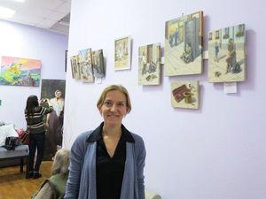 Выставка в Библиотеке имени А.С. Грибоедова. Ярмарка Мастеров - ручная работа, handmade.