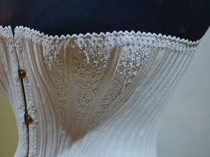 «Но это модно, а гордость боли не чувствует». И снова о корсетах. Ярмарка Мастеров - ручная работа, handmade.