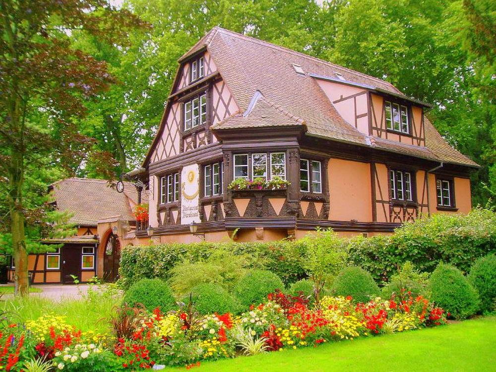 немецкий сад