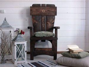 Про кресло и мечту. Ярмарка Мастеров - ручная работа, handmade.