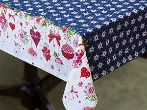 Скидка 20% на ткани для новогодних скатертей. Ярмарка Мастеров - ручная работа, handmade.