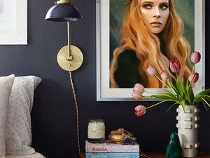 Акция! Скидка 10% весь август и сентябрь на портреты в стиле масляной живописи посвященная дню знаний. Ярмарка Мастеров - ручная работа, handmade.