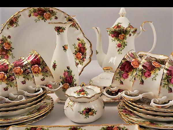 Осенняя Распродажа Фарфора! | Ярмарка Мастеров - ручная работа, handmade