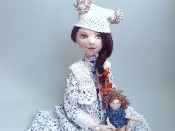 Текстильная кукла Илия. | Ярмарка Мастеров - ручная работа, handmade