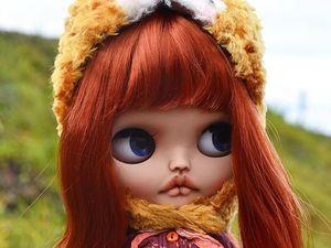 Маргаритка. New Girl. Custom Blythe. Ярмарка Мастеров - ручная работа, handmade.