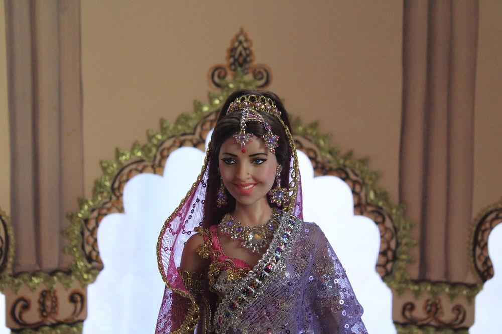 индийская кукла