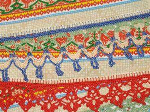 Полотенца для Светы | Ярмарка Мастеров - ручная работа, handmade