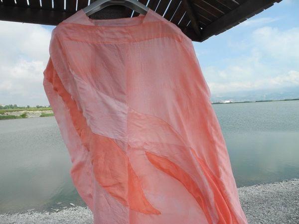 Шьем простое пляжное платье-тунику «Коралловый остров» | Ярмарка Мастеров - ручная работа, handmade