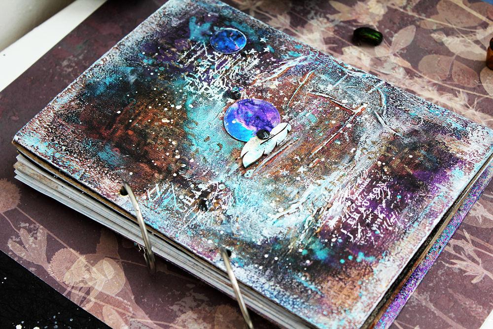 альбом, открытки