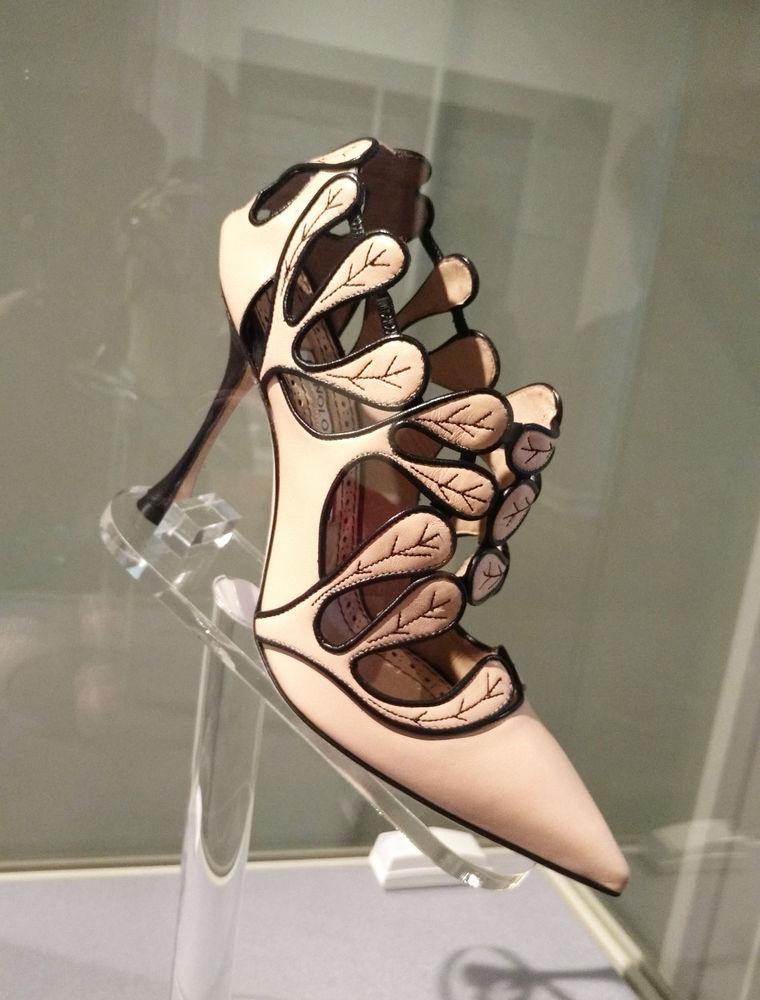 обувь от кутюрье