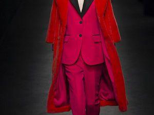 Очарование коллекции Gucci осень-зима 2016-2017. Ярмарка Мастеров - ручная работа, handmade.